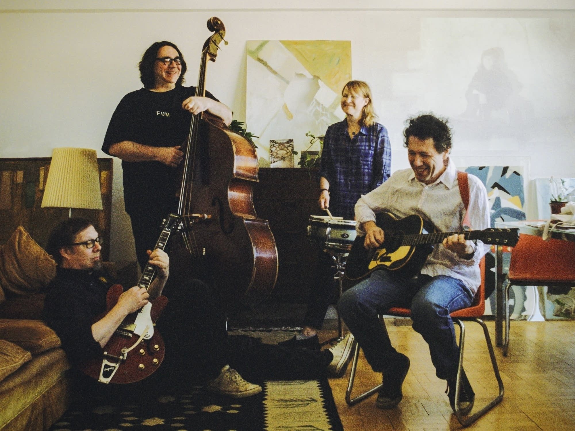 Dinner Party Music yo la tengo cook up a cover-rich dinner party soundtrack | the current