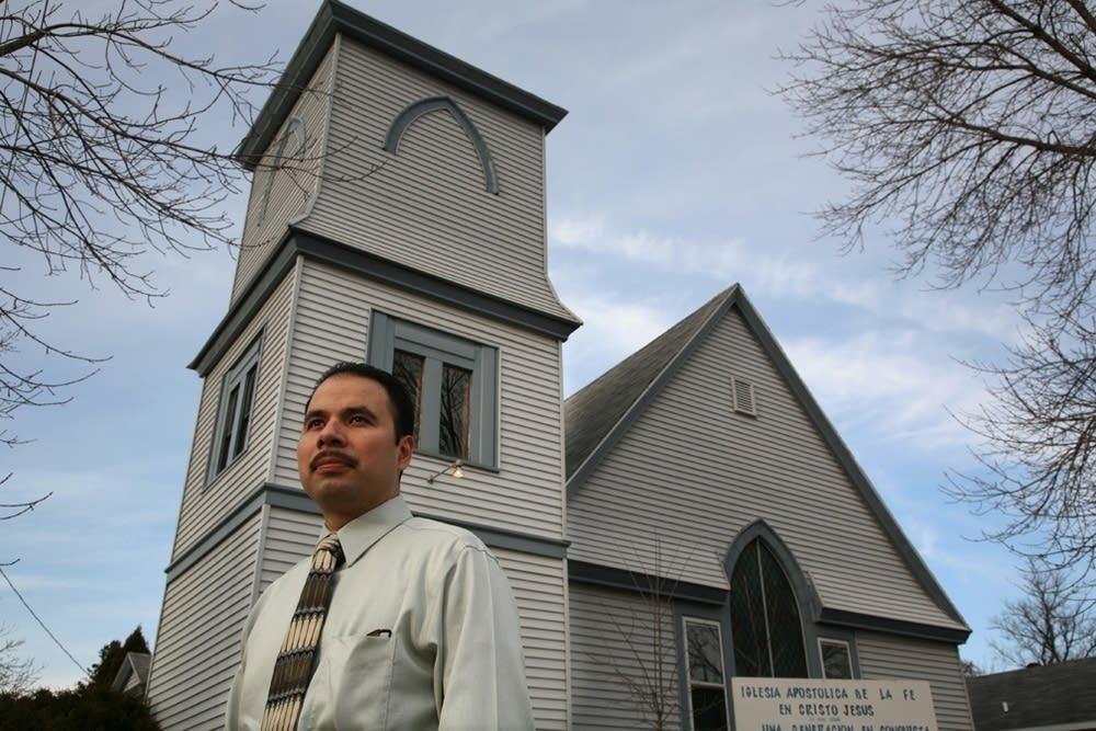 Rev. Rene Morazan