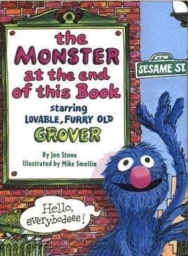 Cover of 'The Monster at the End of This Book'