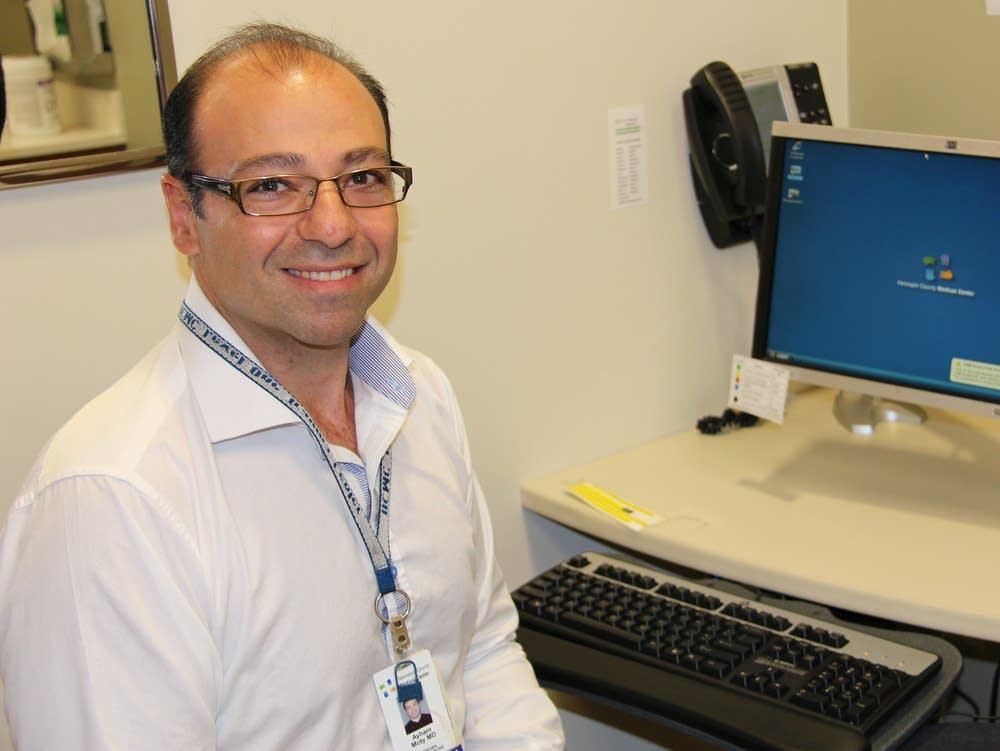 Dr. Ayham Moty