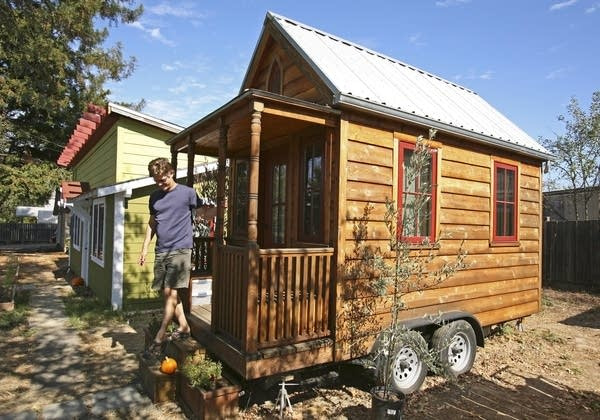 A Look At The Tiny House Movement Mpr News