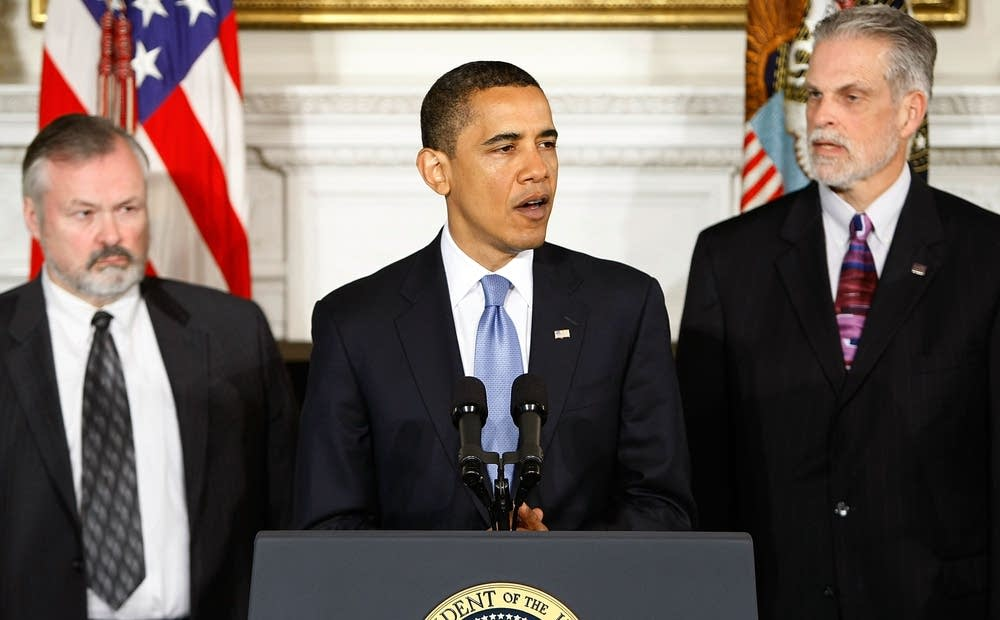 Obama Speaks On Health Care Reform