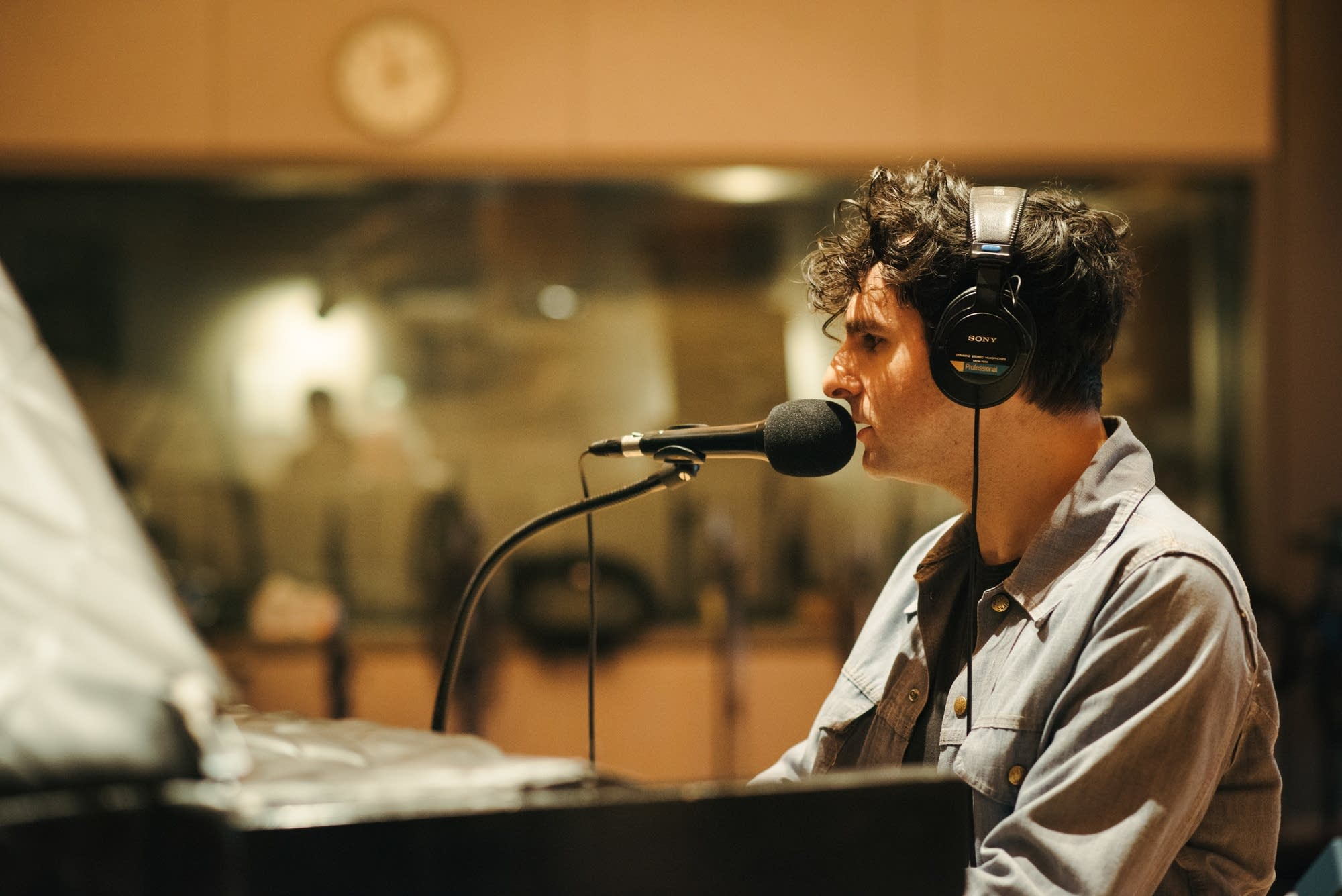 Low Cut Connie perform in The Current studio.
