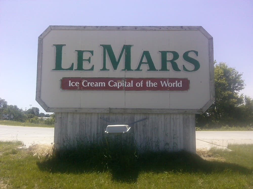 lemars iowa ice cream capital of the world