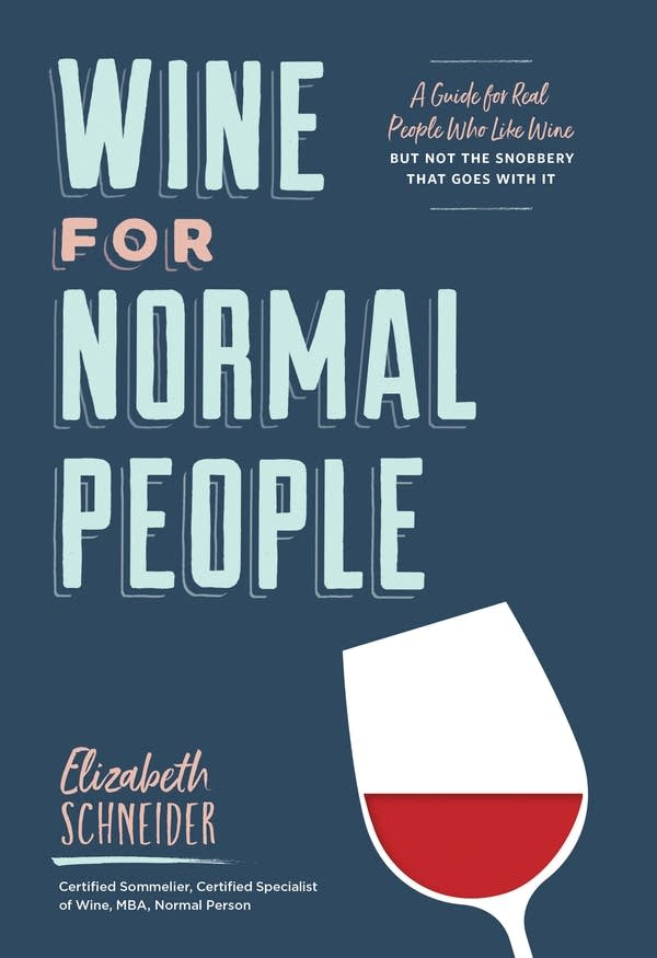 Wine for Normal People book cover