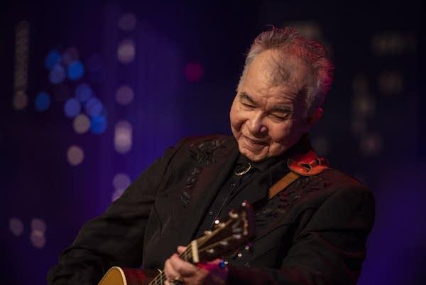 Singer-songwriter John Prine has died at age 73