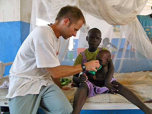 Physician in Africa