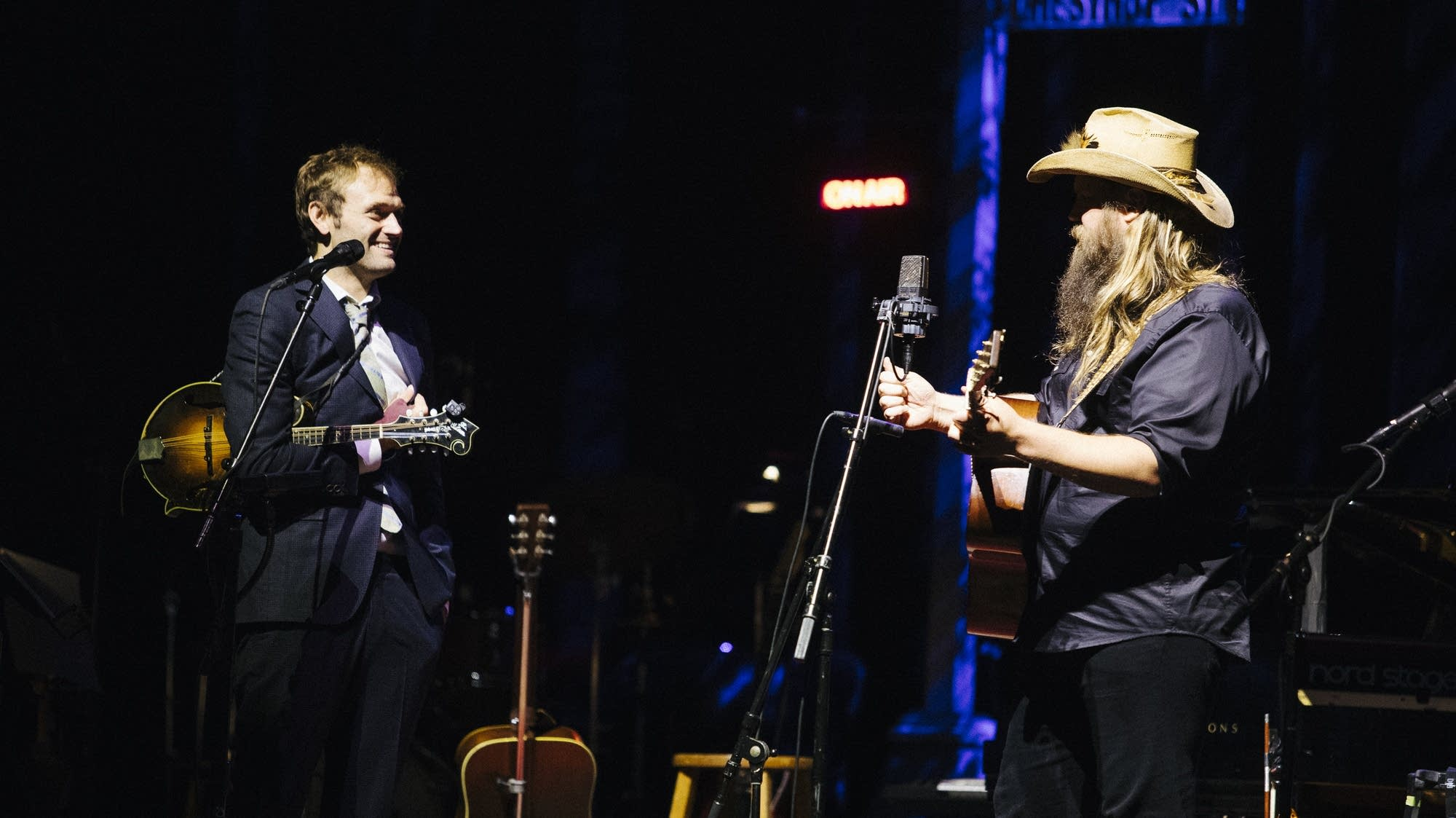 Chris Thile talks with Chris Stapleton