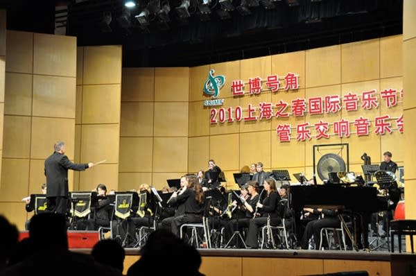 Grand Symphonic Winds in China