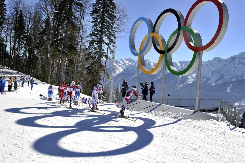 Cross-Country Women's Skiathlon