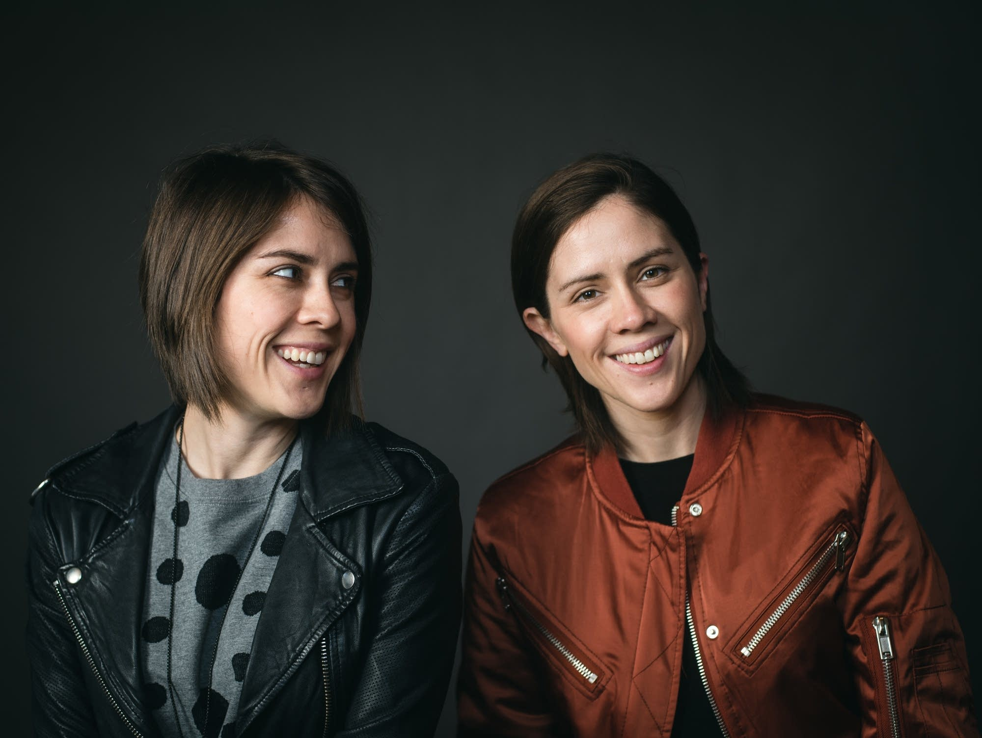Tegan and Sara at The Current
