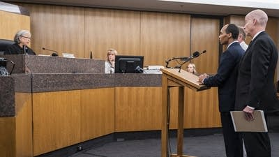 Judge set to sentence former officer Noor on lesser conviction in killing of Ruszczyk