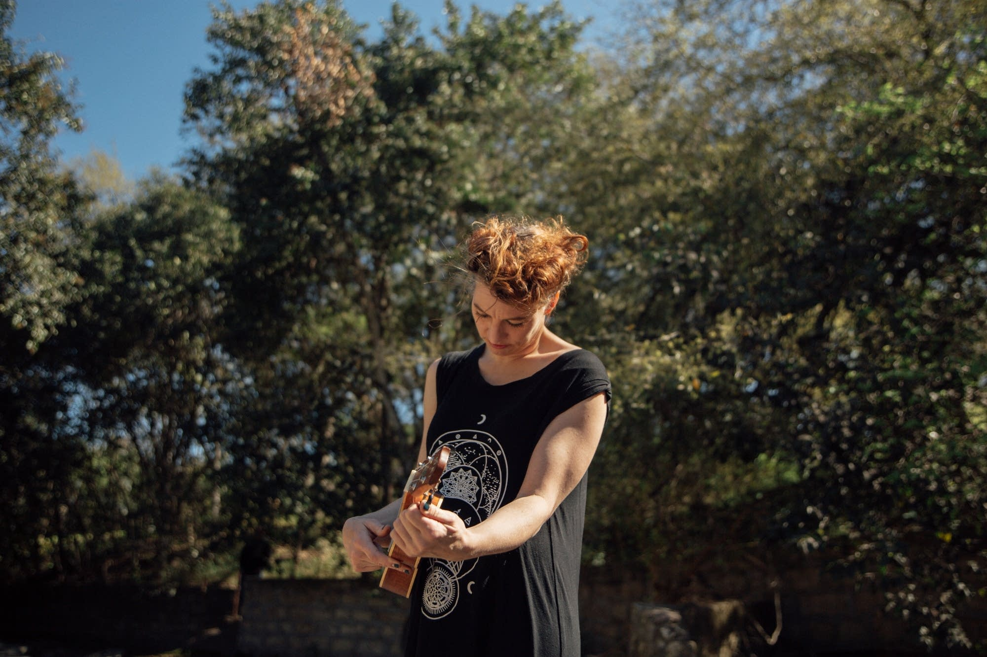 Amanda Palmer performs at SXSW 2019
