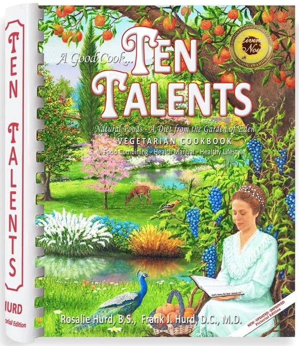 ten talents book cover