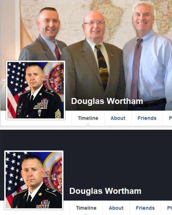 Minnesota guardsmen vexed by endless Facebook romance scam | MPR News