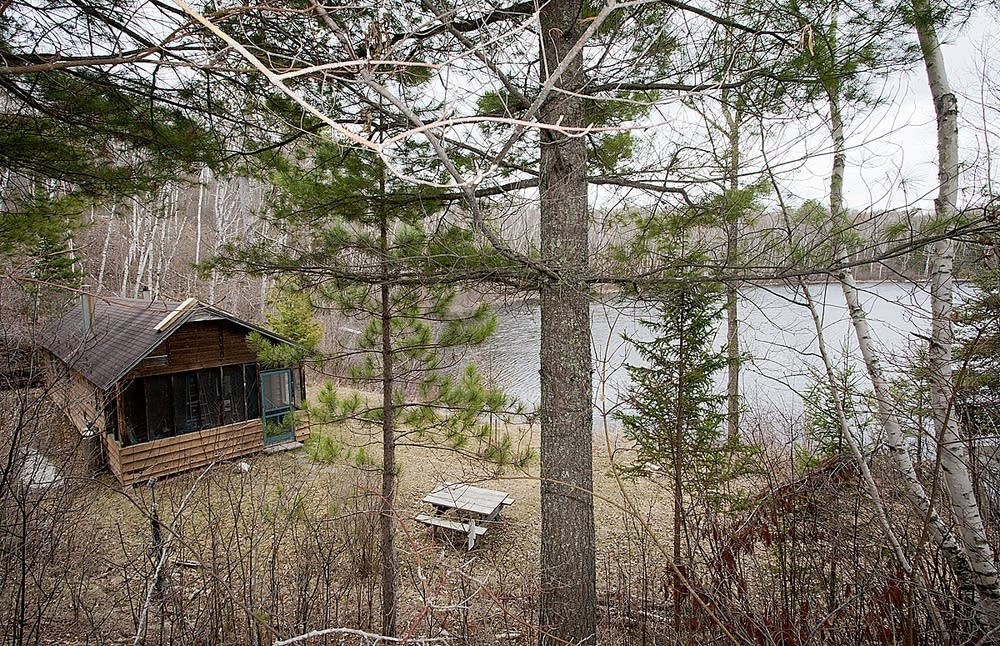 Muir/Marshall cabin