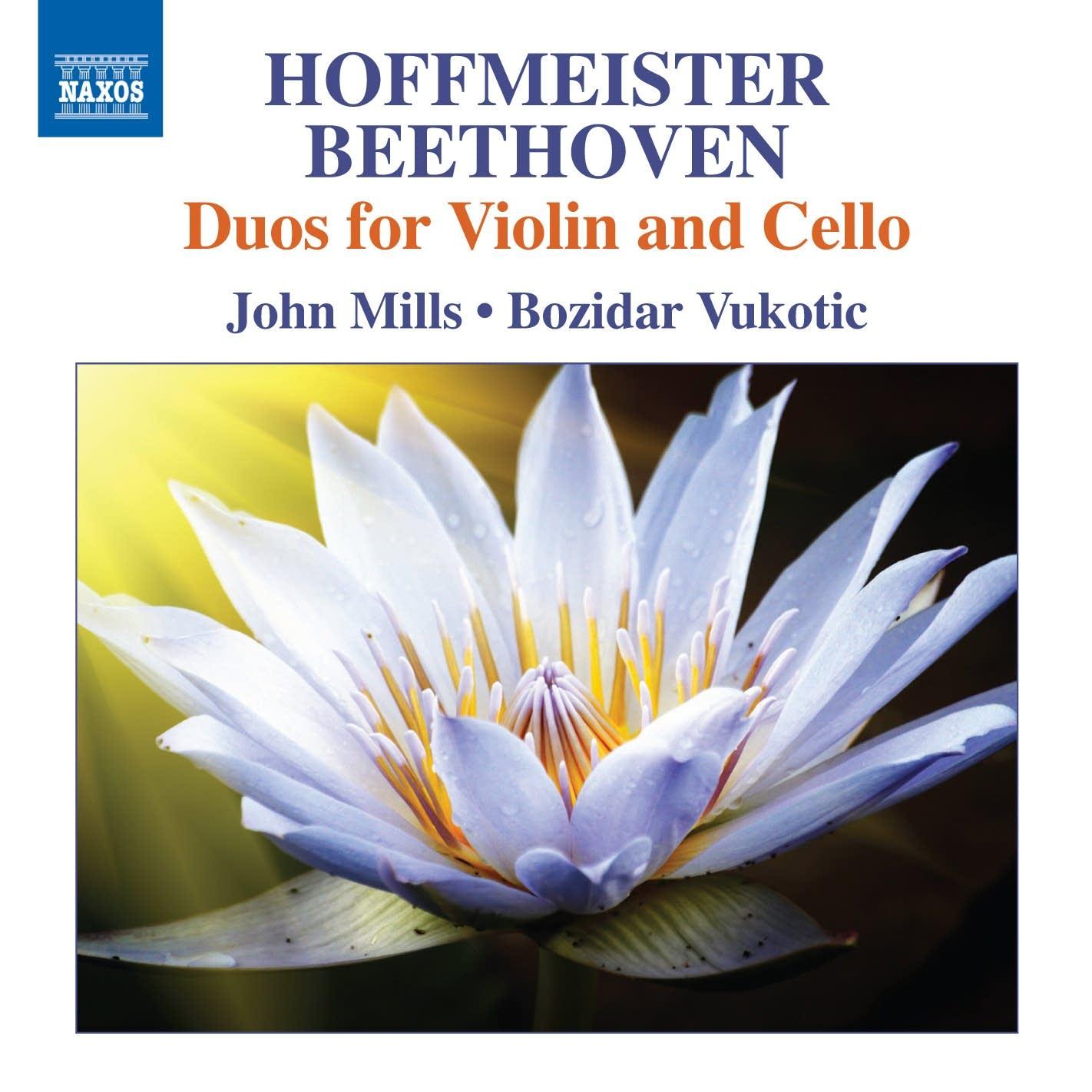 Beethoven - 3 duets,: No. 2: I.Allegro affetuoso