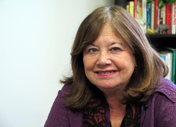Gail Dorfman runs St. Stephen's Human Services.
