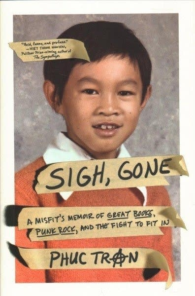 """Sigh, Gone"" by Phuc Tran"