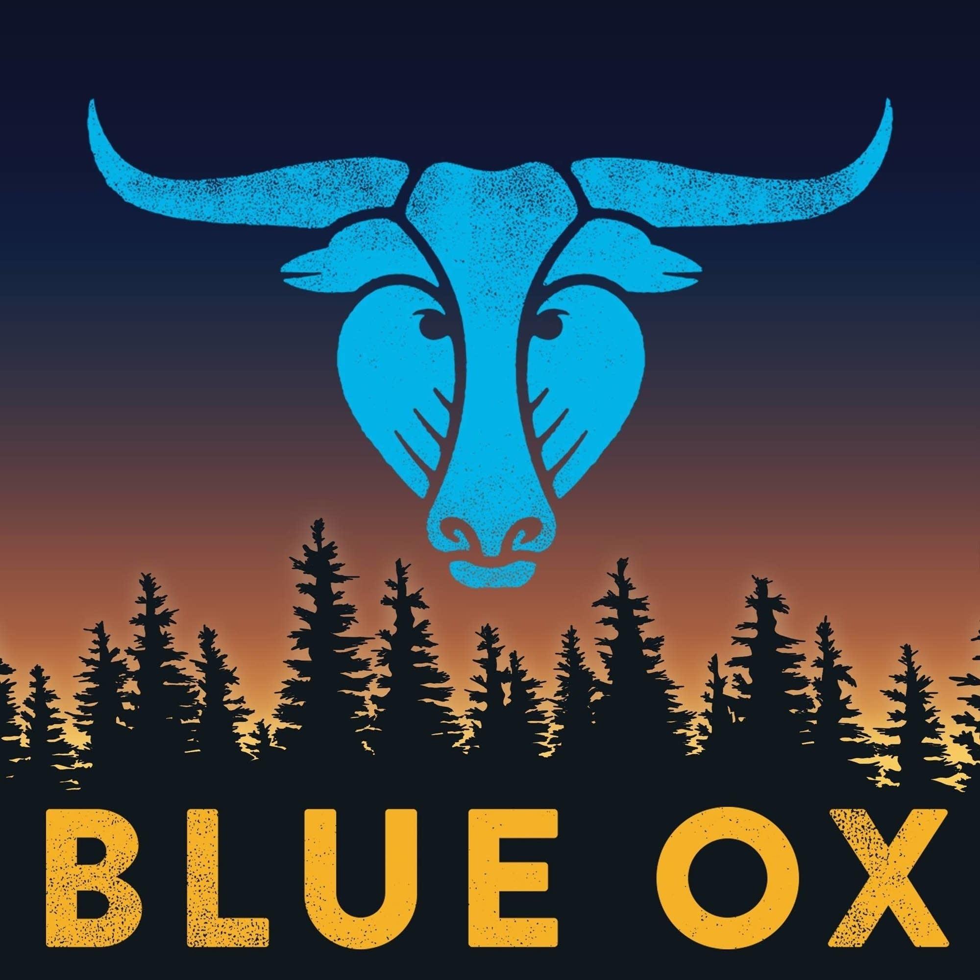 Blue Ox Festival logo 2018