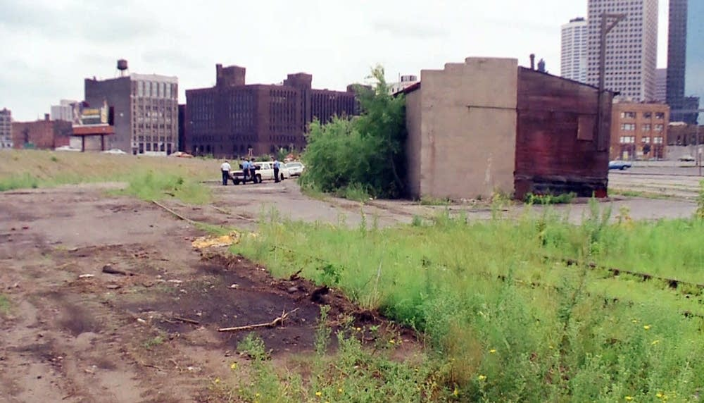 Bullman was found near a railroad warehouse.