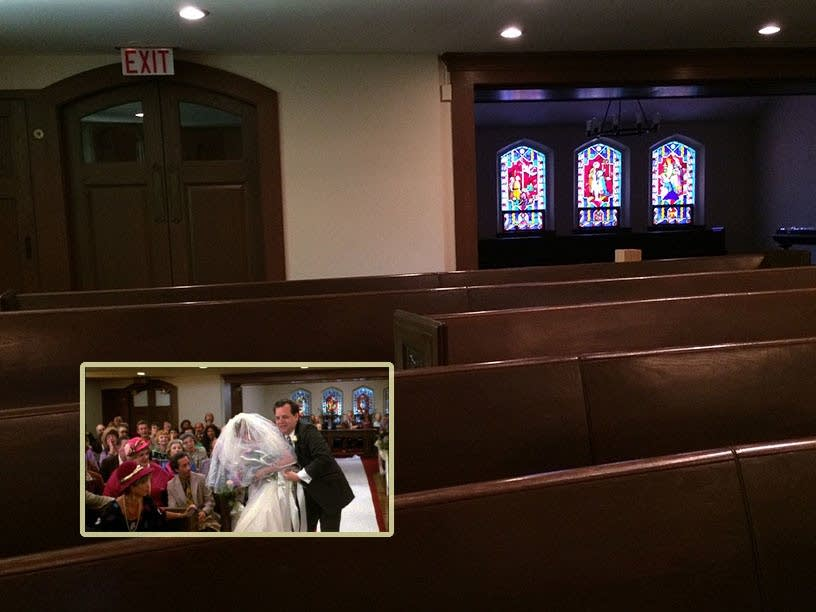 inside Glencoe Union Church