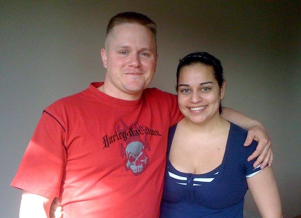 Ed Yurick, Belinda Contreras