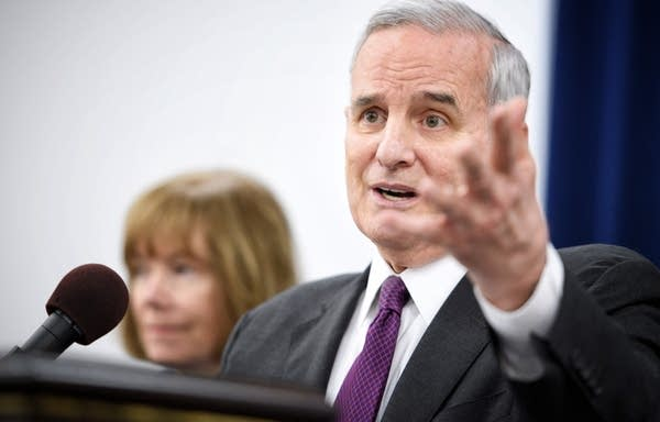 Minnesota Gov. Mark Dayton