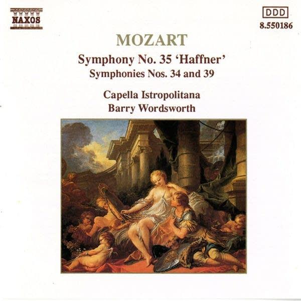 Wolfgang Amadeus Mozart: Symphony No. 39: Finale