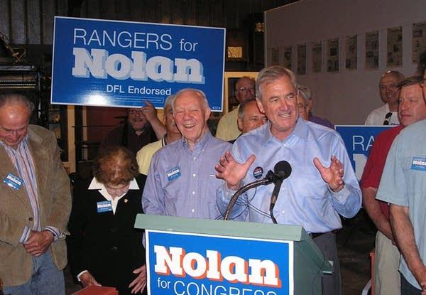 Rangers for Nolan