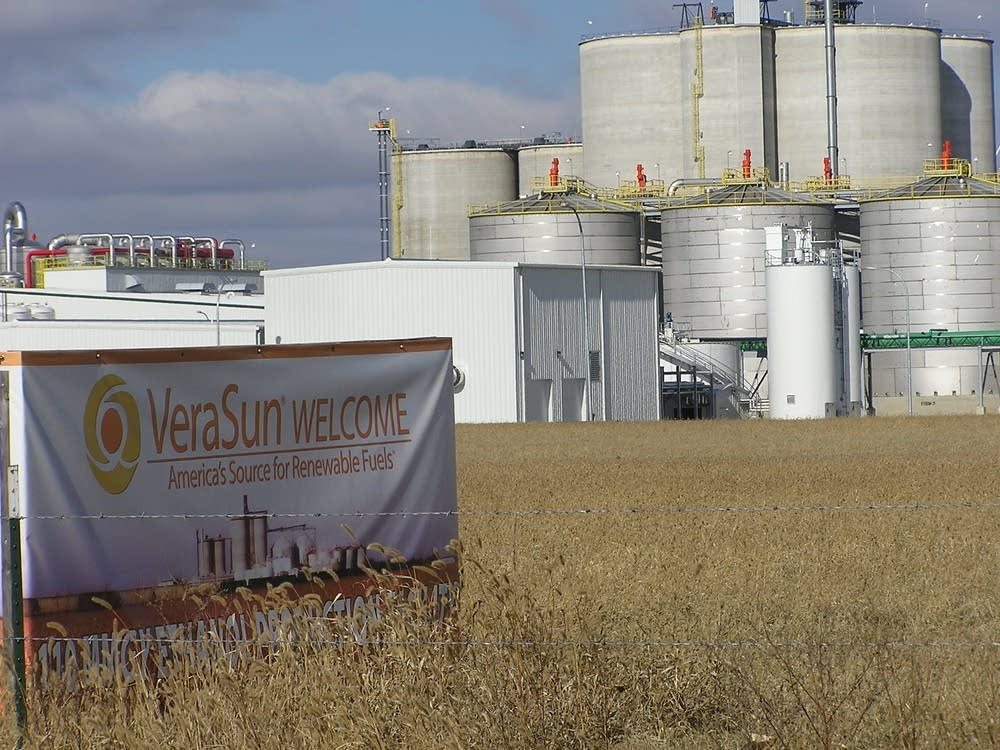 Welcome ethanol plant