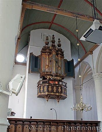 1565 de Swart; 1637 van Hagerbeer in the Hooglandse Kerk, Leiden, The Netherlands