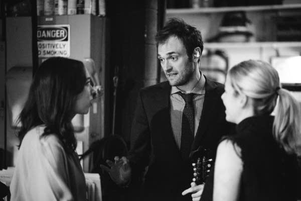 Sarah Jarosz, Chris Thile, and Aoife O'Donovan