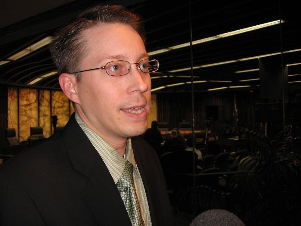 Minnesota Republican Party attorney Matt Haapoja