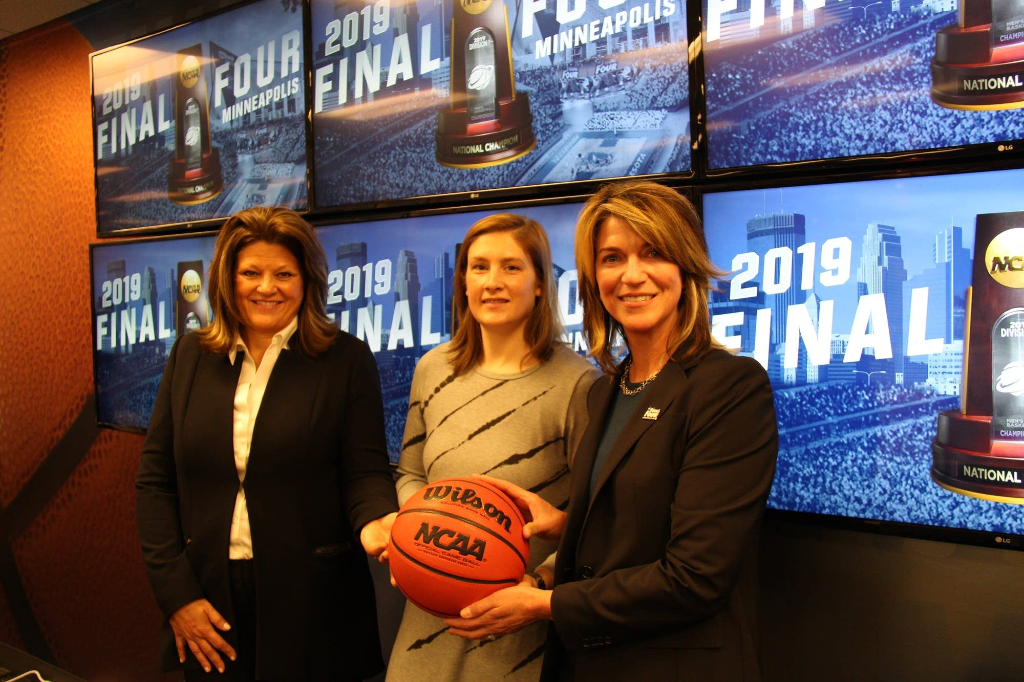 Final Four kickoff event