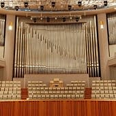 2007 Klais organ in the National Centre for the Performing Arts, Beijing, China
