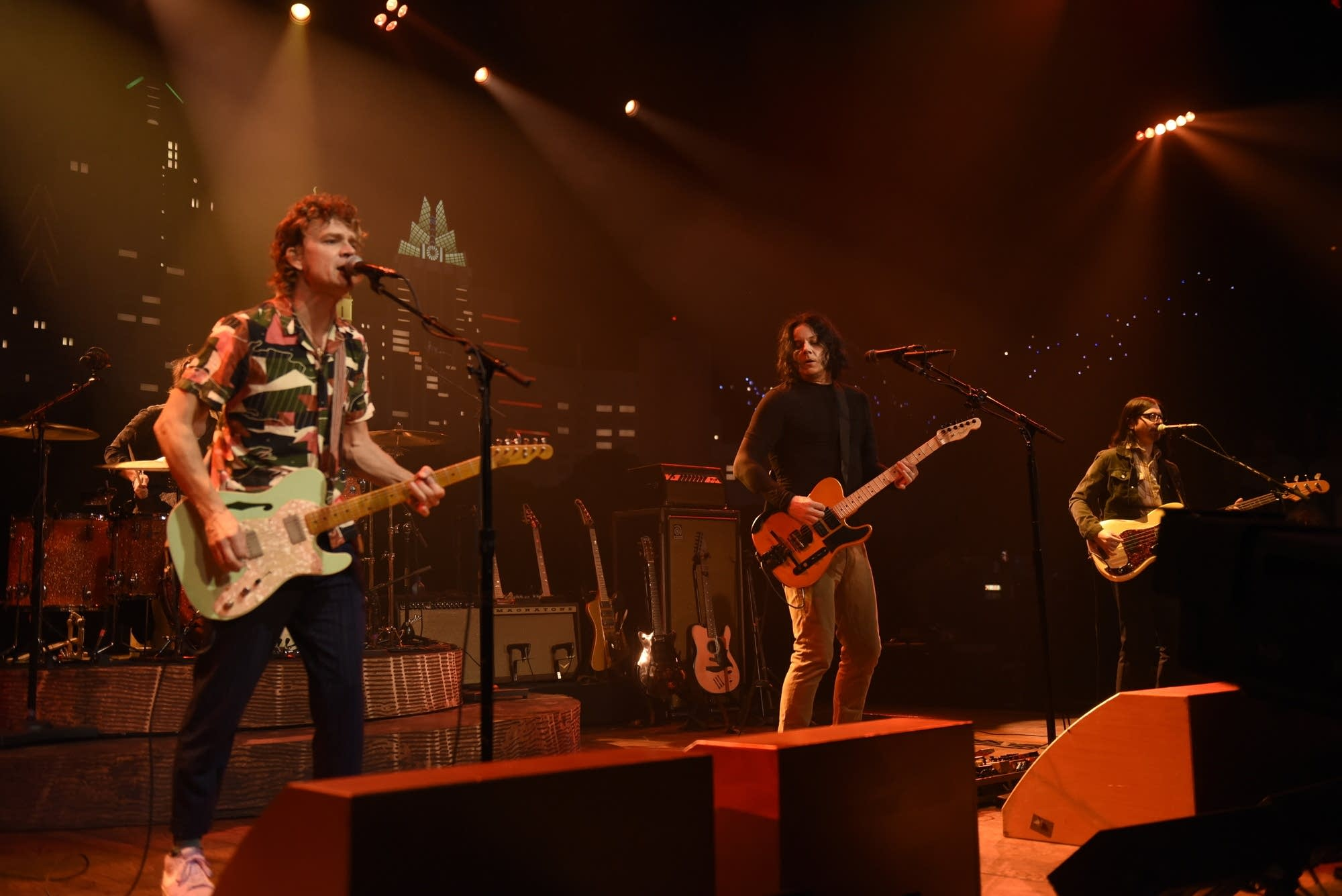 The Raconteurs perform on 'Austin City Limits' on PBS