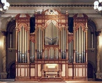 1990 Walker organ at Adelaide Town Hall, Australia
