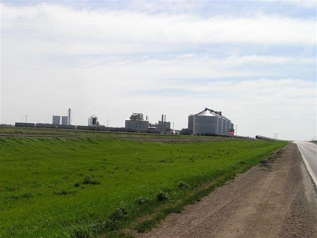 Poet ethanol plant