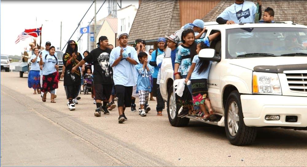 Syttende Mai parade