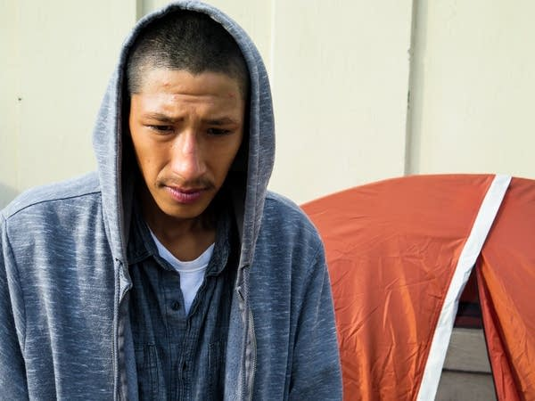 Twenty-one-year-old Darius Walksout.