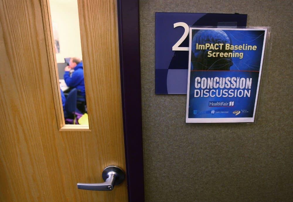 Concussion screening