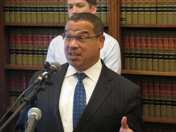 AG Keith Ellison announces an $8.9 million settlement with CenturyLink.