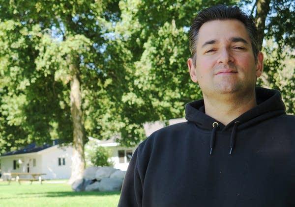 Steve Kulifaj, owner of The Red Door Resort