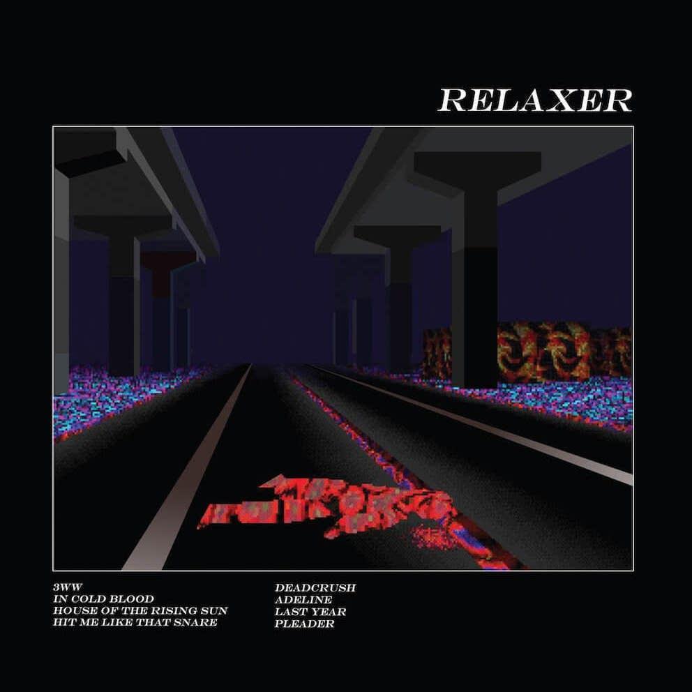alt-j, 'Relaxer'