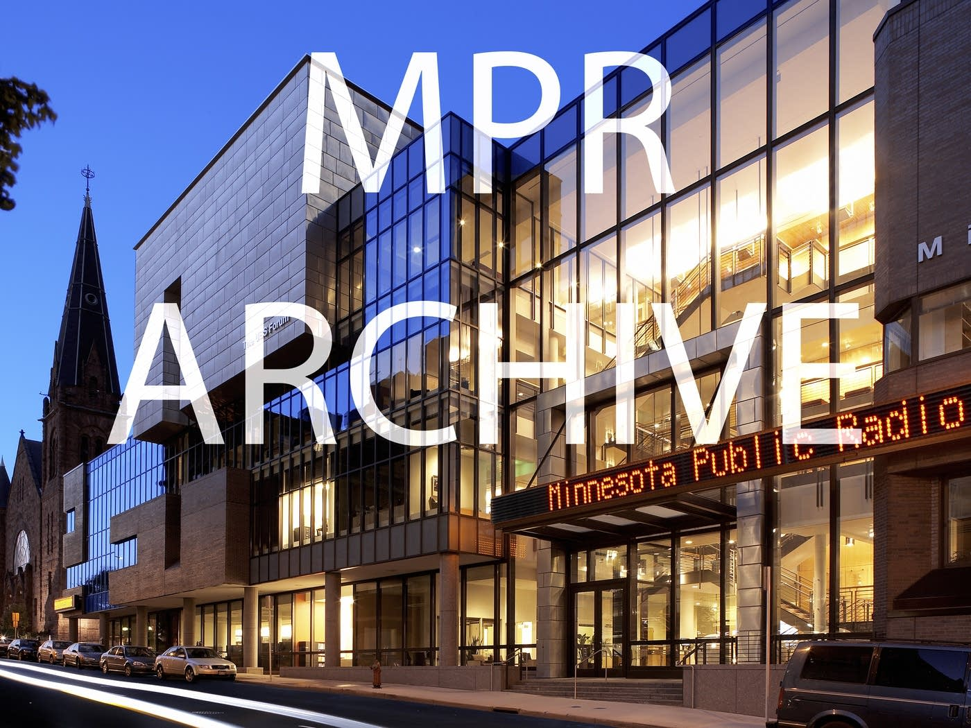 About the MPR Archive