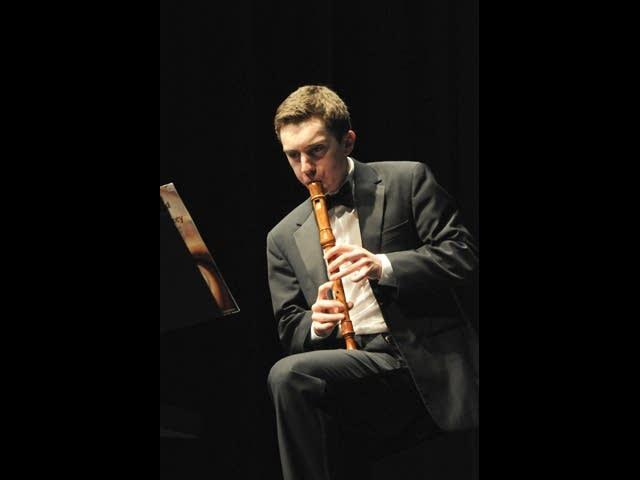 Bryan Duerfeldt performs