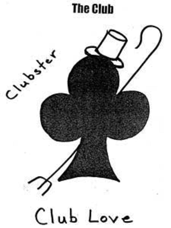 Club gang insignia
