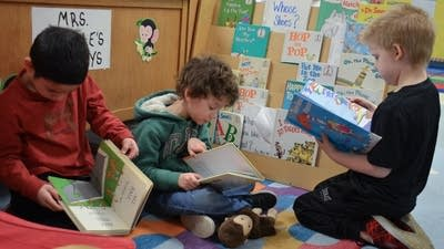 What to do if your child's school isn't teaching reading right?