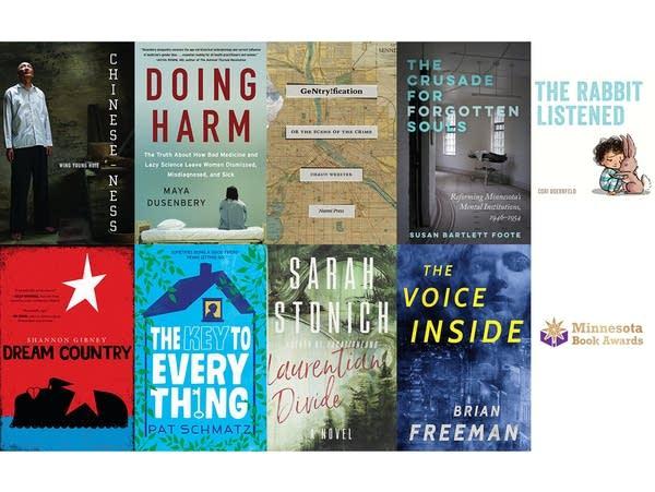 2019 Minnesota Book Award honorees